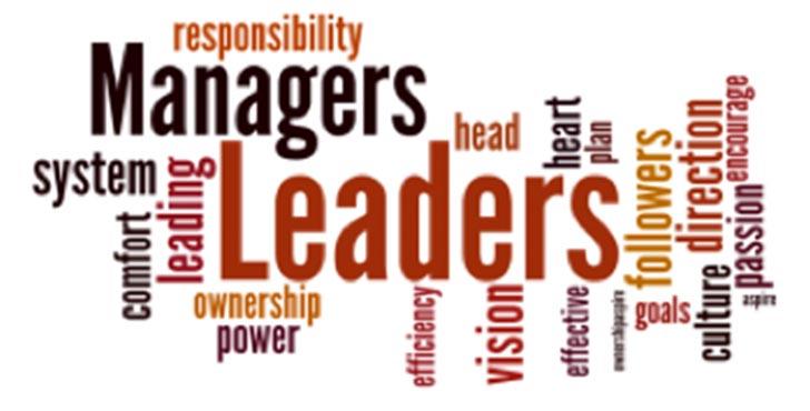 مدیریت و رهبری