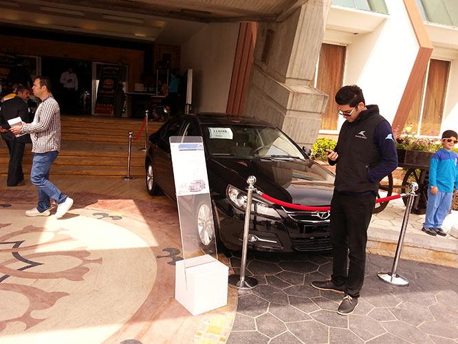 عصر بازاریابی در هتل نارنجستان