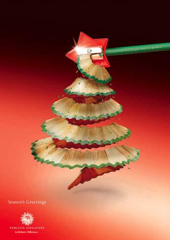 تبلیغات در کریسمس