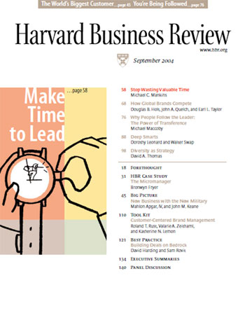 Biovail harvard business review case