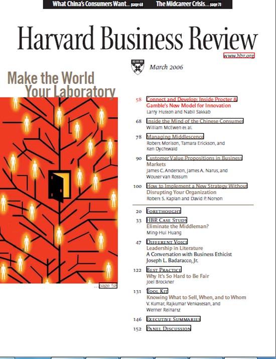 harvard business review cases studies