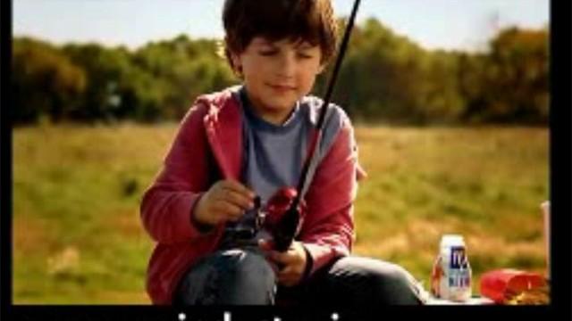 تبلیغ مک دونالد-ماهیگیری و سیب زمینی سرخ شده