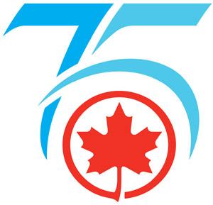 ویدئوی تبلیغاتی ایر کانادا در سالگرد ۷۵ سالگی