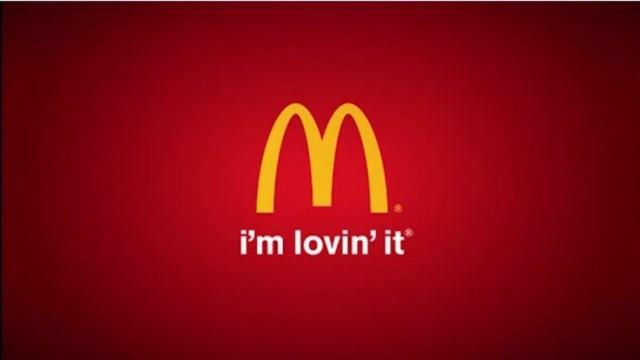 تبلیغ مک دونالد با هدف کودکان